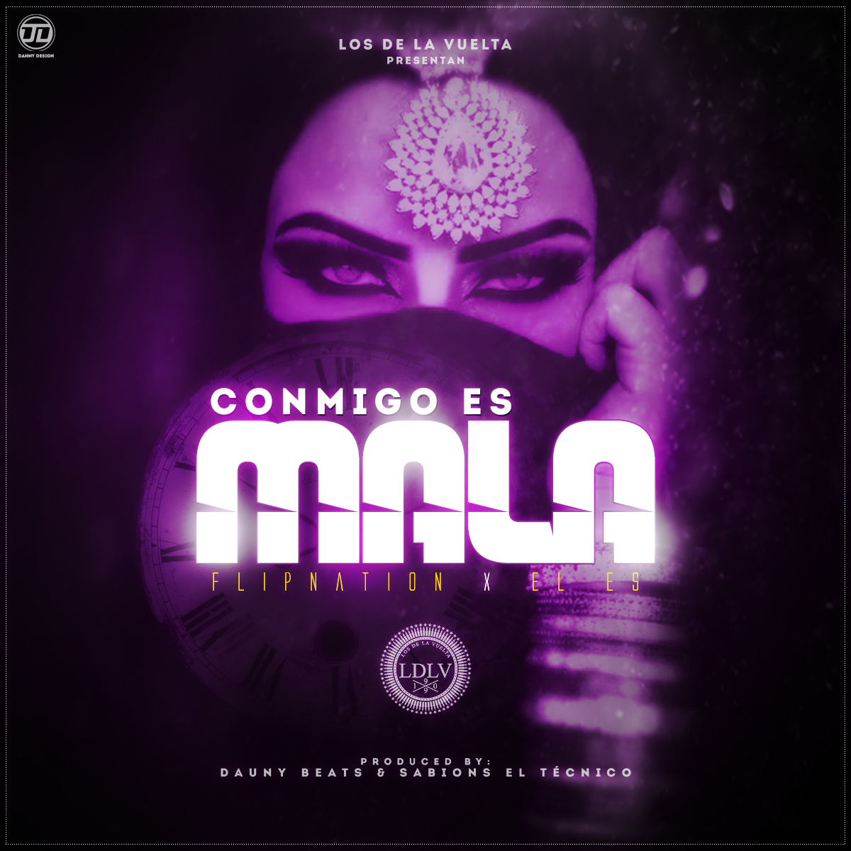 Flipnation Ft. El Es – Conmigo Es Mala (Video Oficial)
