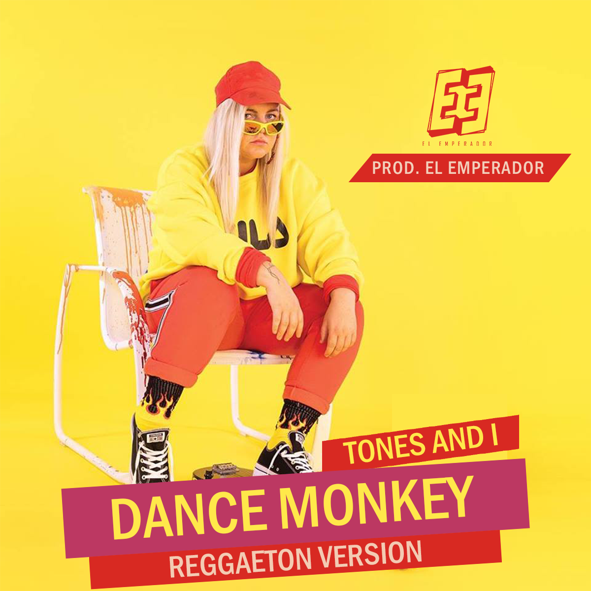 Tones And I – DANCE MONKEY (Reggaeton) Prod El Emperador